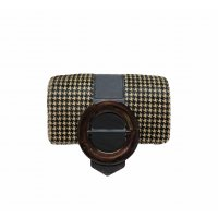 GUS BOUCLE FLAP - CAMEL-BLACK & TAUPE & BLACK & COGNAC