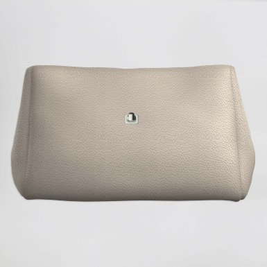 Small handbag body: Taupe bullcalf leather